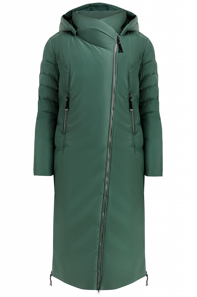 Пальто женское, Модель W19-12012, Фото №7