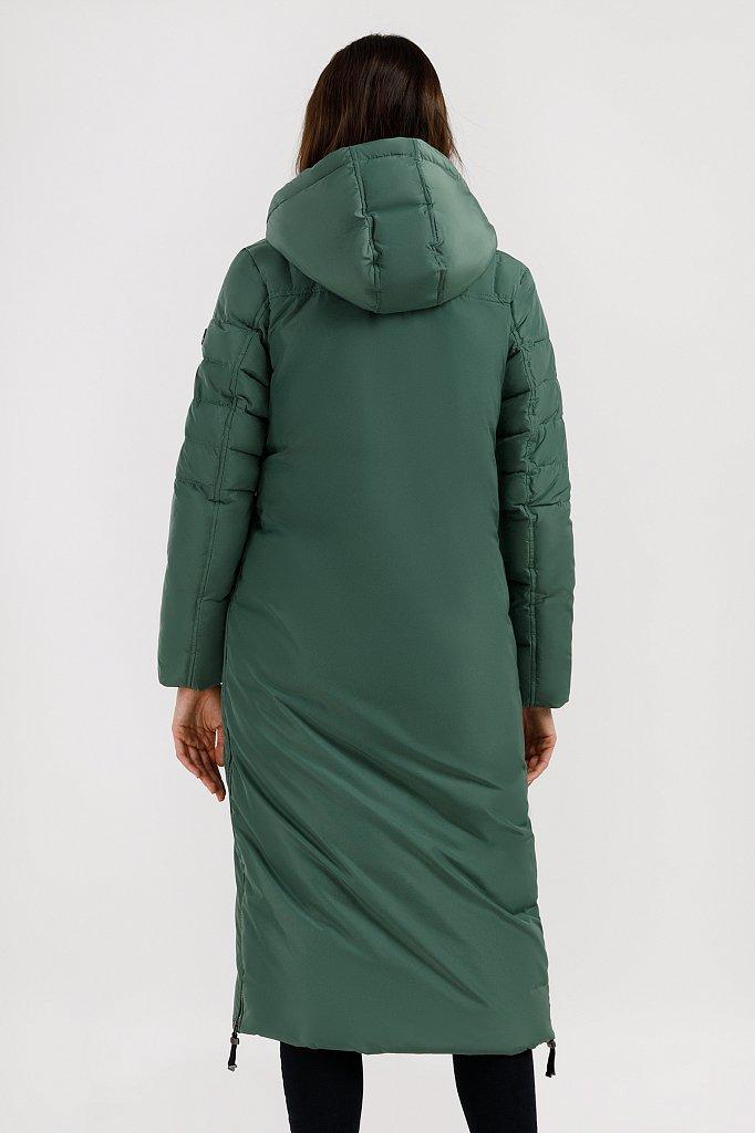 Пальто женское, Модель W19-12012, Фото №4