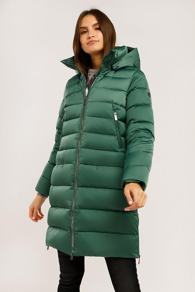 Пальто женское, Модель W19-12046F, Фото №1