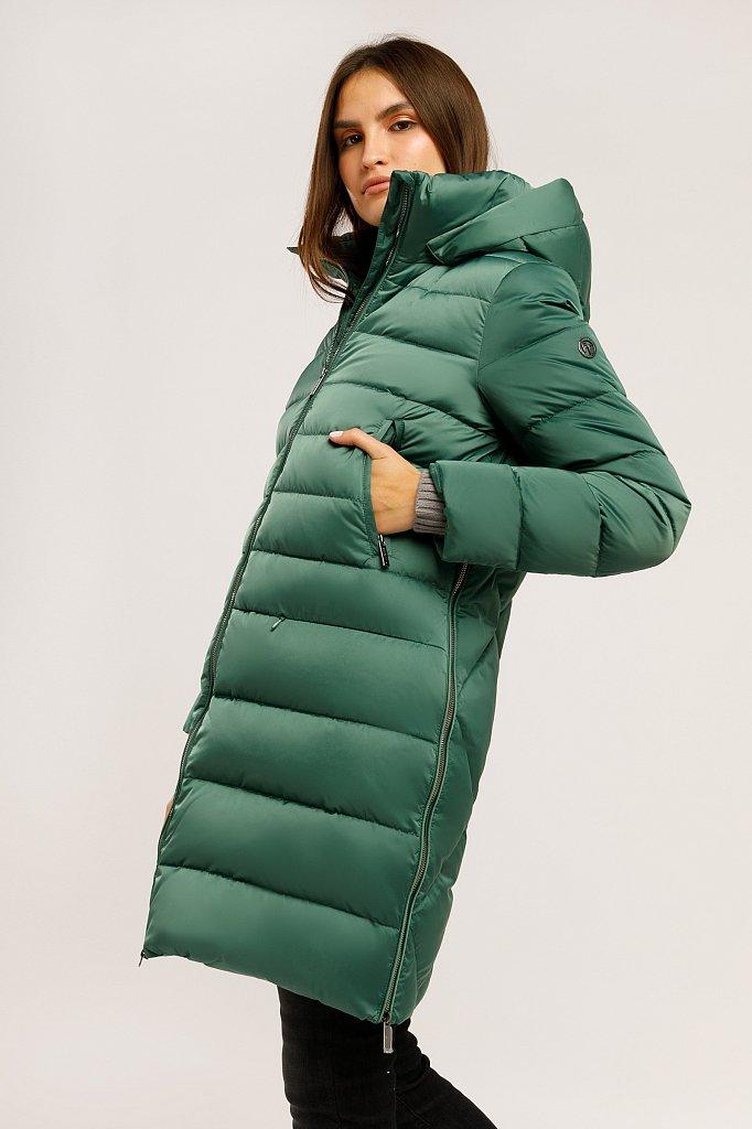 Пальто женское, Модель W19-12046F, Фото №3