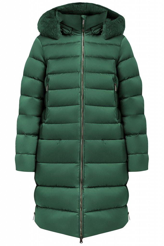 Пальто женское, Модель W19-12046, Фото №6
