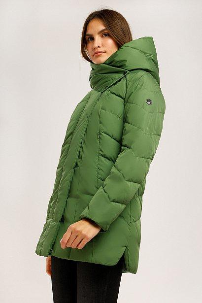 Куртка женская, Модель W19-11005, Фото №3