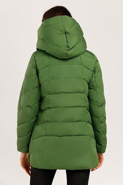 Куртка женская, Модель W19-11005, Фото №4