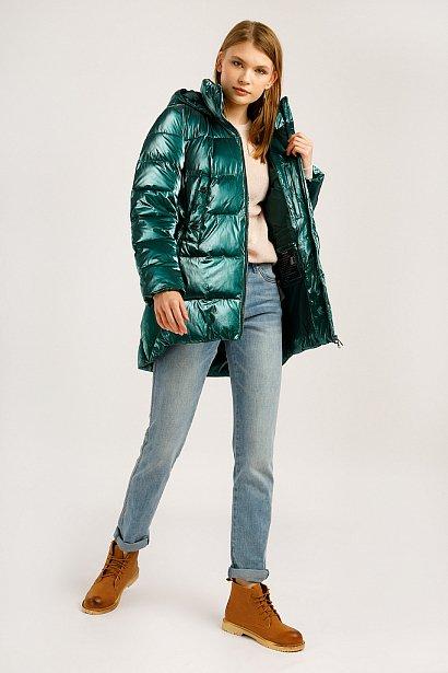 Куртка женская, Модель W19-32024, Фото №2