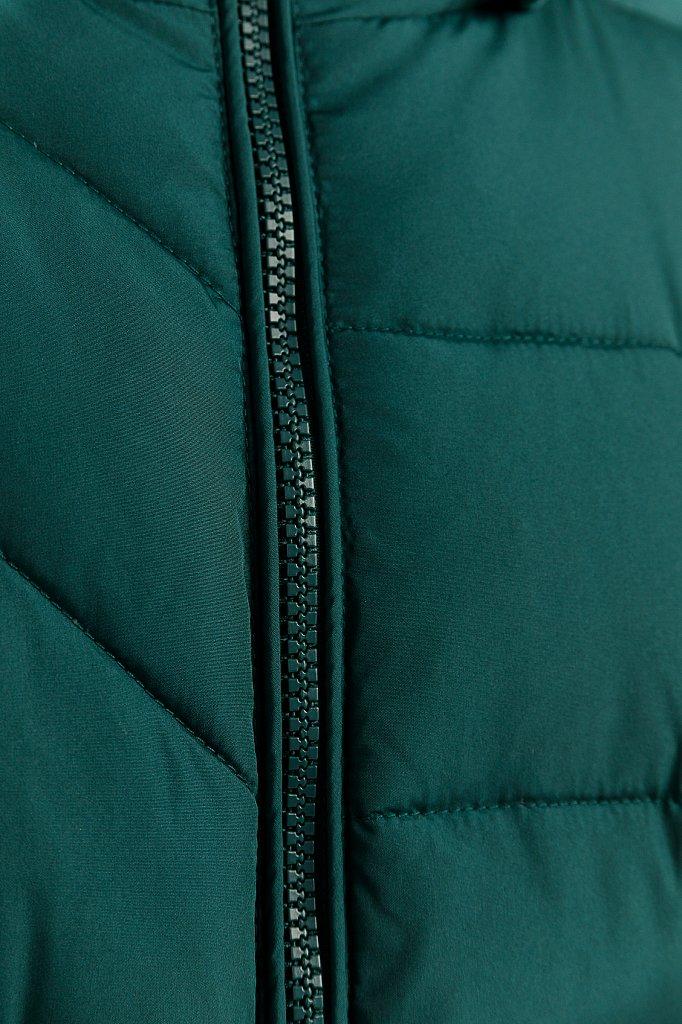 Пальто женское, Модель W19-32002F, Фото №6