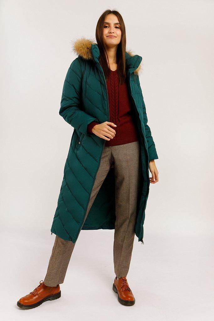 Пальто женское, Модель W19-32002, Фото №2