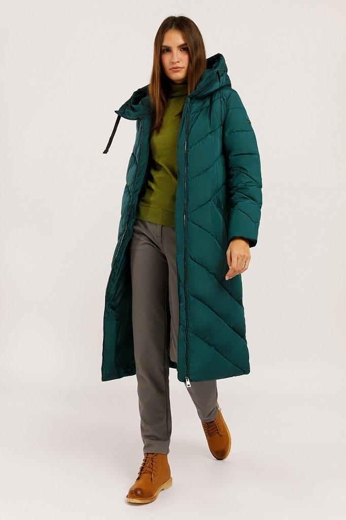 Пальто женское, Модель W19-32004, Фото №2