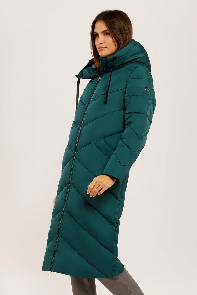 Пальто женское, Модель W19-32004, Фото №3
