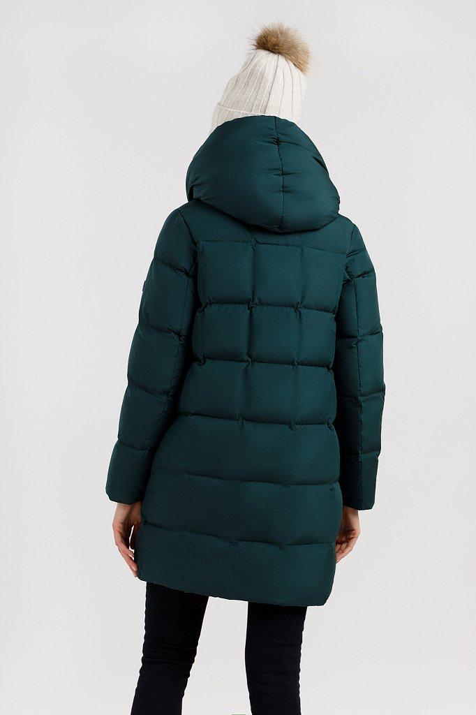 Пальто женское, Модель W19-32026, Фото №4