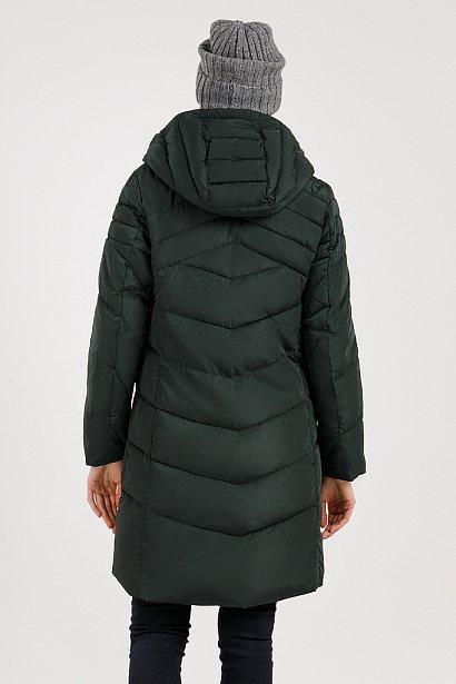 Пальто женское, Модель W19-11011, Фото №4