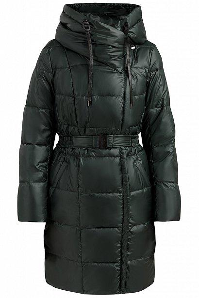 Полупальто женское, Модель W19-11022, Фото №6