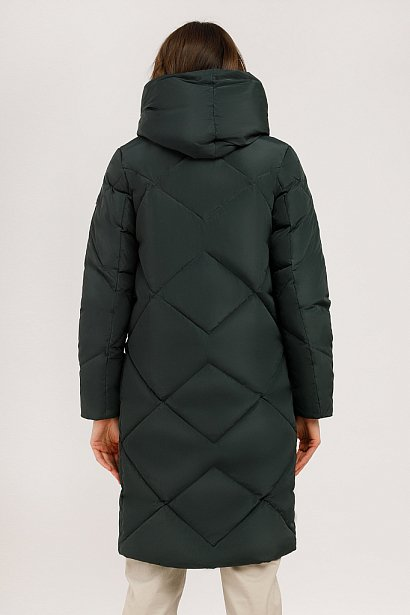 Пальто женское, Модель W19-11034, Фото №4