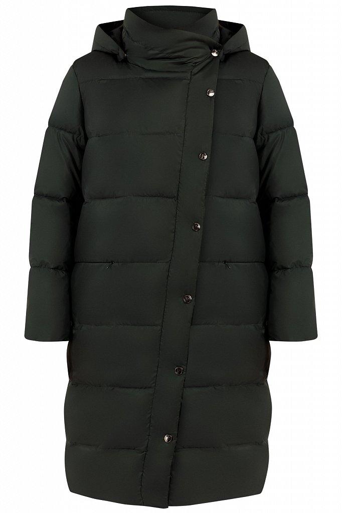 Пальто женское, Модель W19-11021, Фото №6