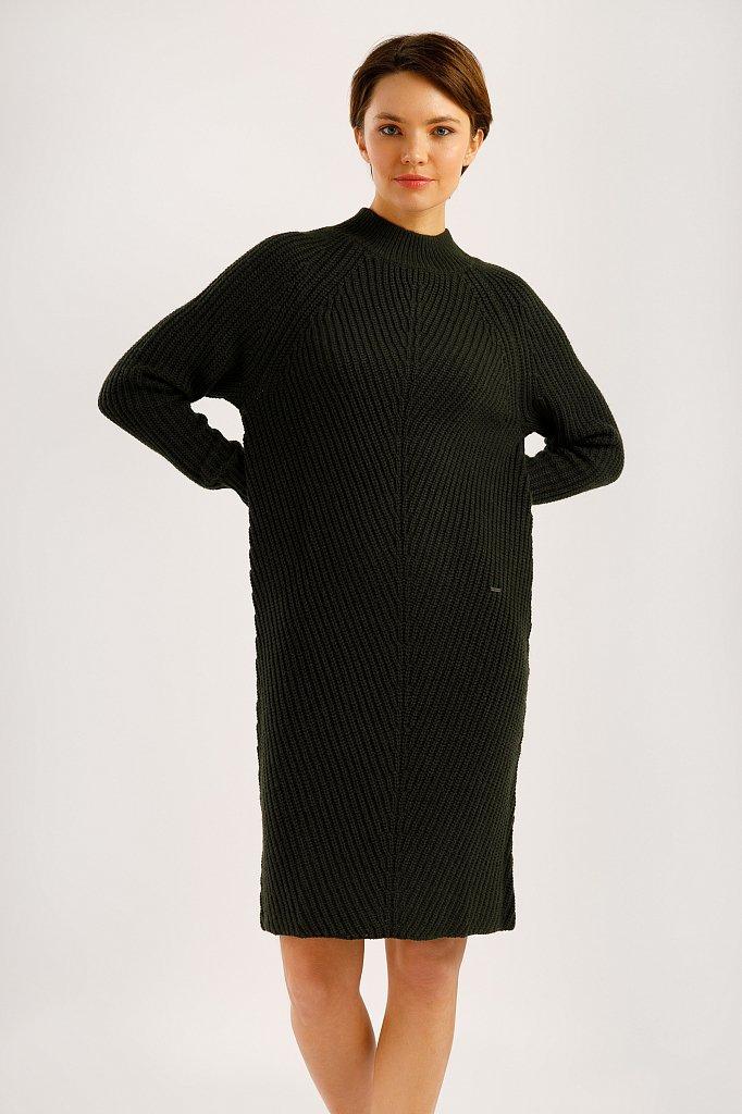 Платье женское, Модель W19-11121, Фото №1