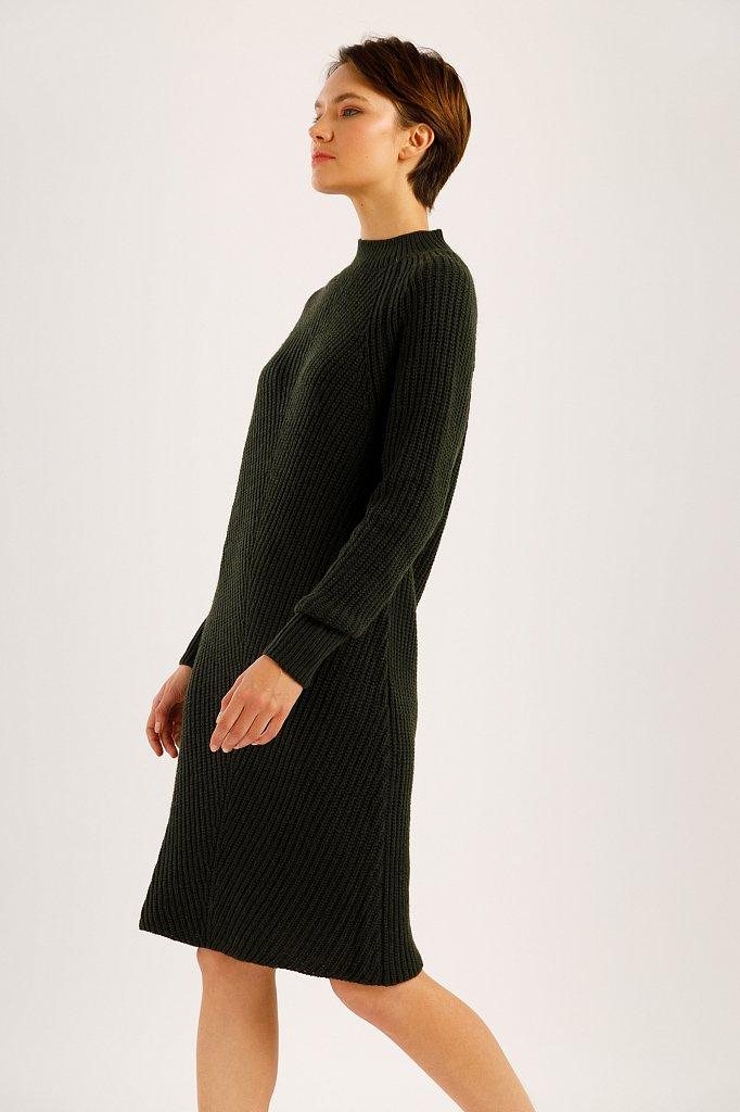 Платье женское, Модель W19-11121, Фото №3