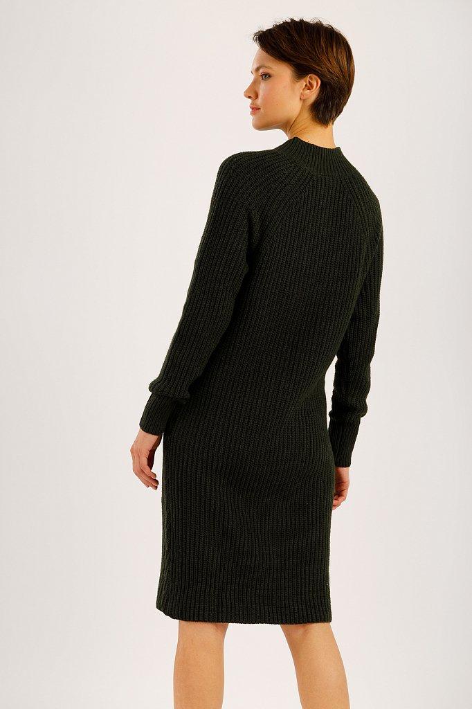 Платье женское, Модель W19-11121, Фото №4