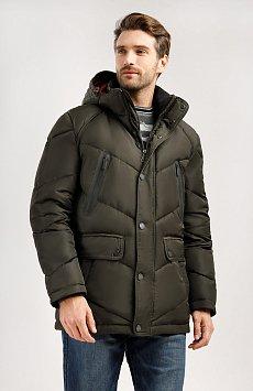 Куртка мужская, Модель W19-21009, Фото №1