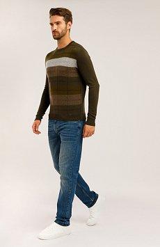 Джемпер мужской, Модель W19-21101, Фото №2