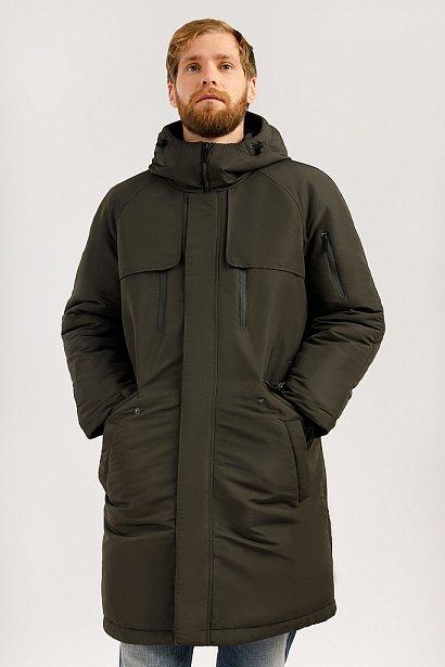Пальто мужское, Модель W19-42003, Фото №1