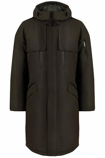 Пальто мужское, Модель W19-42003, Фото №7