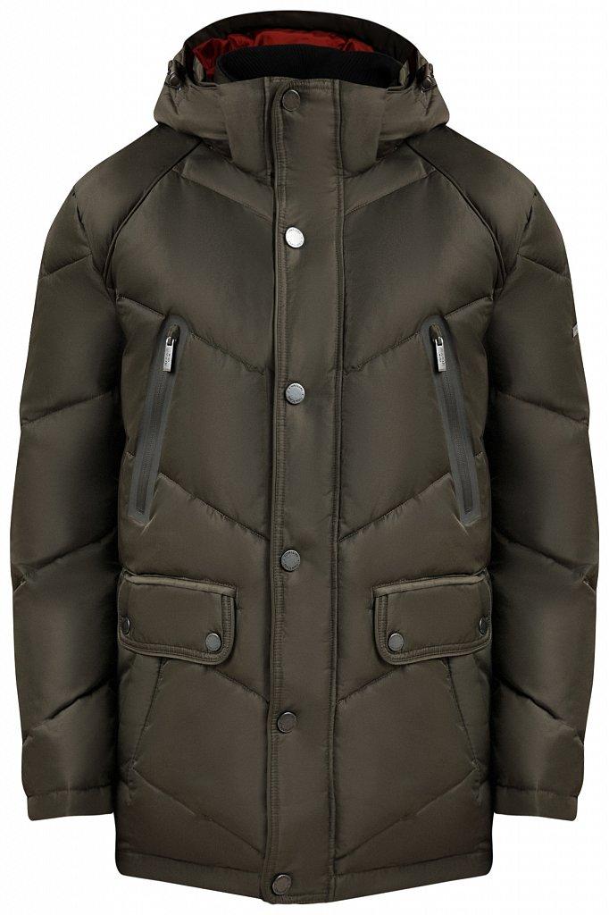 Куртка мужская, Модель W19-21009, Фото №6
