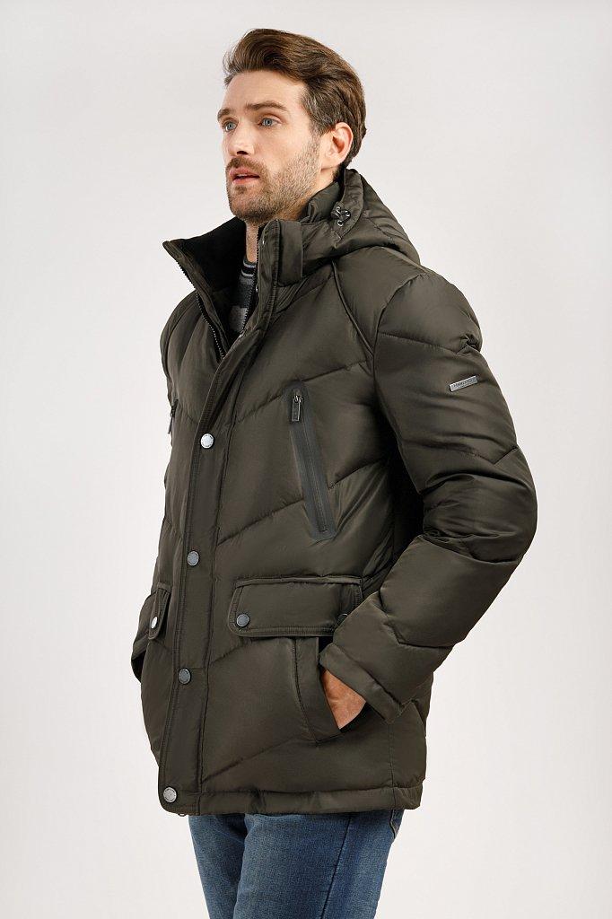 Куртка мужская, Модель W19-21009, Фото №3