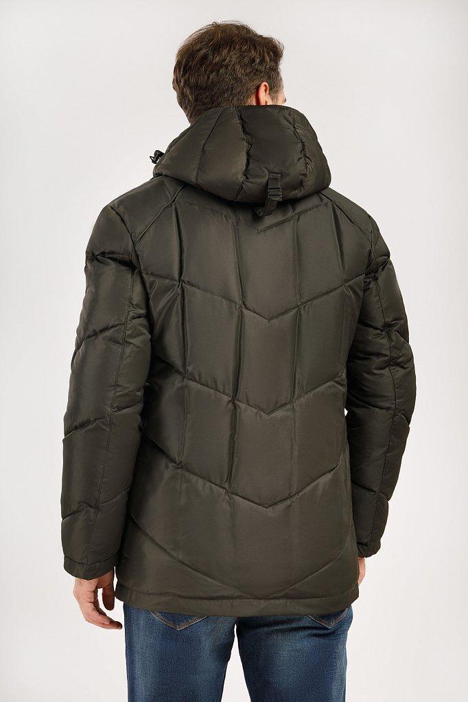 Куртка мужская, Модель W19-21009, Фото №4