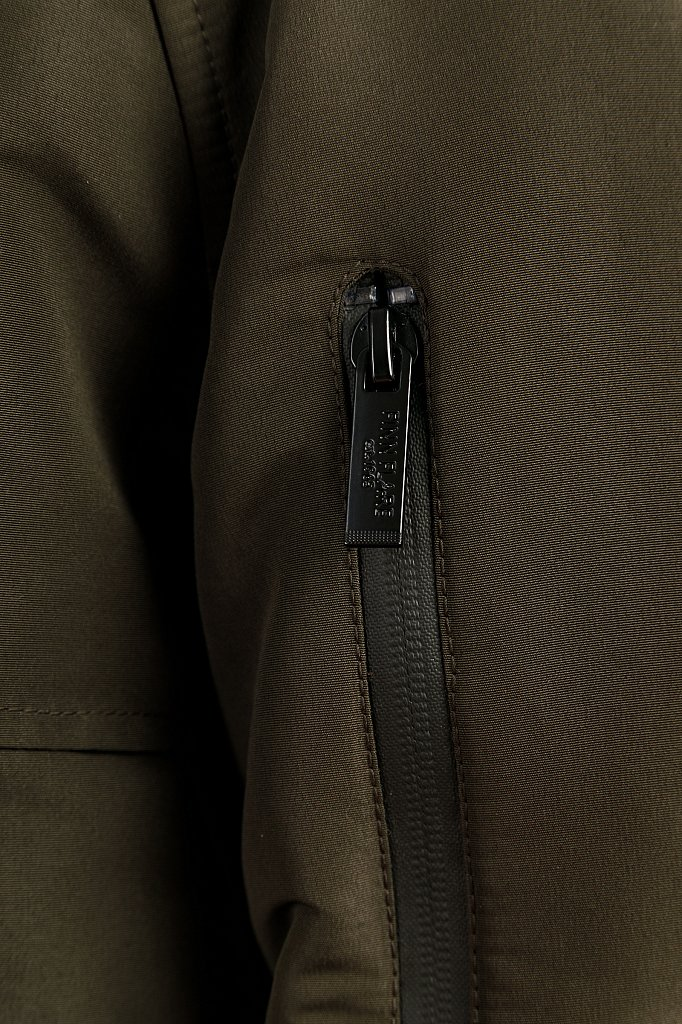 Пальто мужское, Модель W19-42003, Фото №6