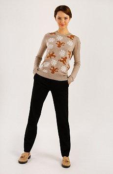 Джемпер женский, Модель W19-12138, Фото №2