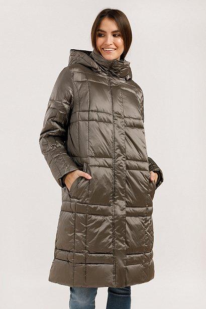 Пальто женское, Модель W19-12009, Фото №1
