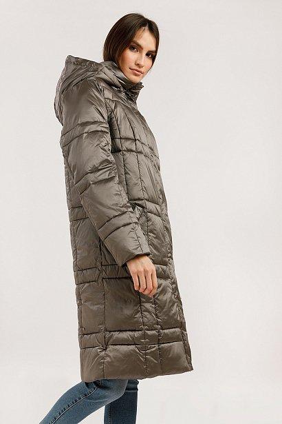 Пальто женское, Модель W19-12009, Фото №3