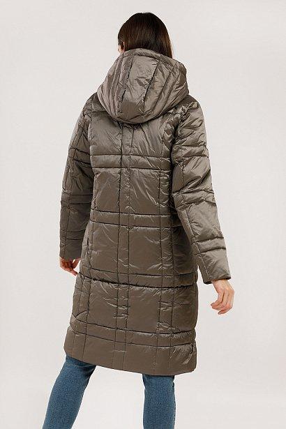 Пальто женское, Модель W19-12009, Фото №4