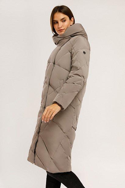 Пальто женское, Модель W19-12022, Фото №3