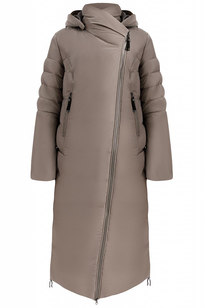 Пальто женское, Модель W19-12012, Фото №6