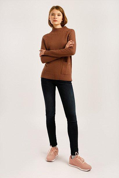 Джемпер женский, Модель W19-32110, Фото №2