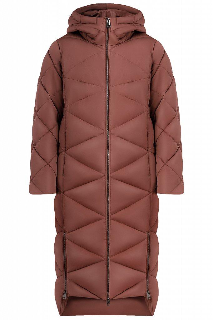 Пальто женское, Модель W19-32006, Фото №6