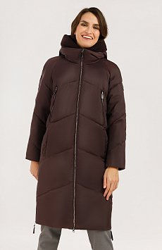 Пальто женское, Модель W19-12031, Фото №2