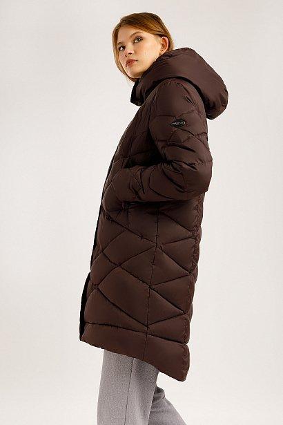 Пальто женское, Модель W19-12032, Фото №4