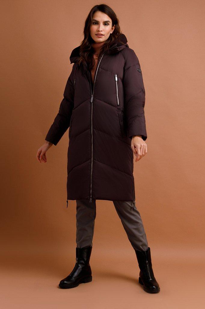 Пальто женское, Модель W19-12031, Фото №1