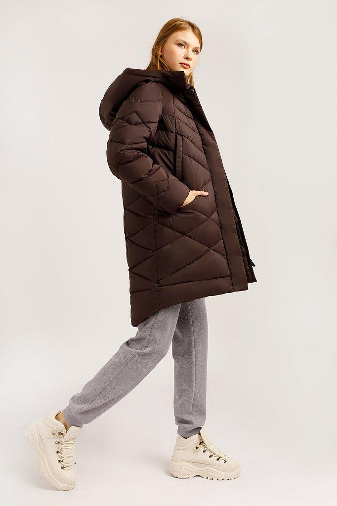 Пальто женское, Модель W19-12032, Фото №3