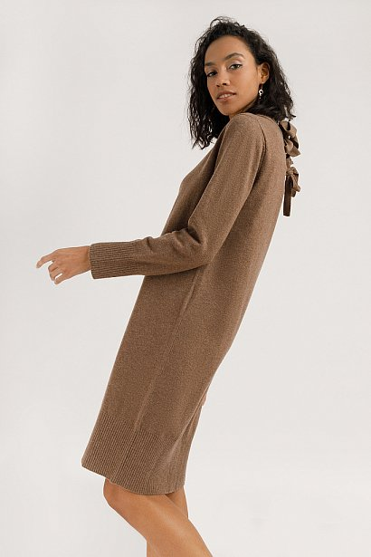 Платье женское, Модель W19-51101, Фото №1
