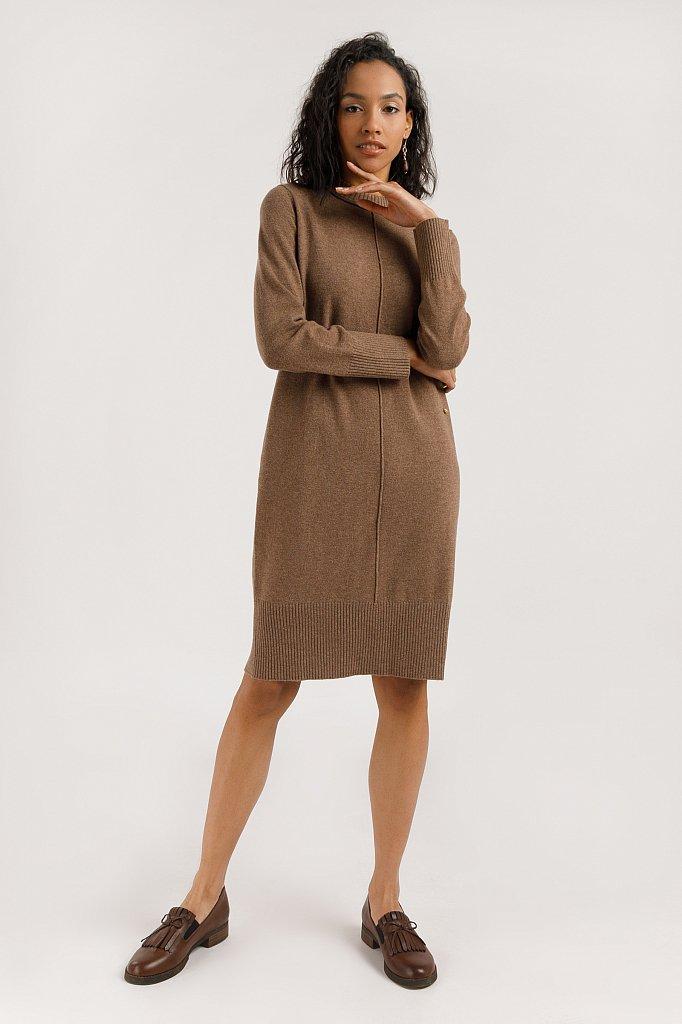 Платье женское, Модель W19-51101, Фото №3