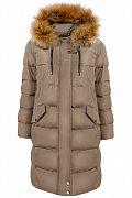 Пальто женское, Модель W19-11029, Фото №6