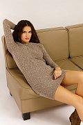 Платье женское, Модель W19-11107, Фото №1