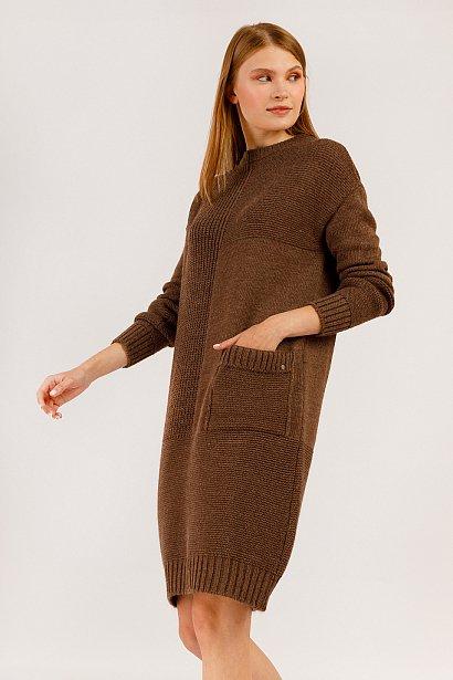 Платье женское, Модель W19-11123, Фото №3