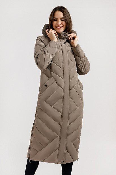 Пальто женское, Модель W19-12026, Фото №1