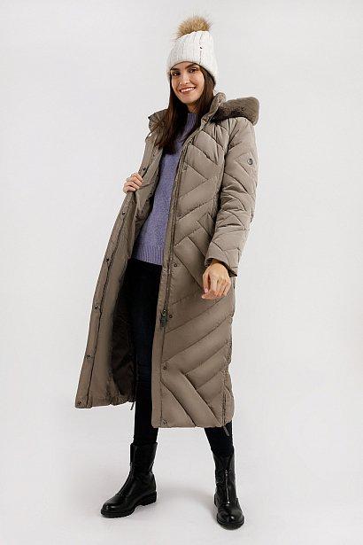 Пальто женское, Модель W19-12026, Фото №2
