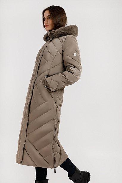 Пальто женское, Модель W19-12026, Фото №3
