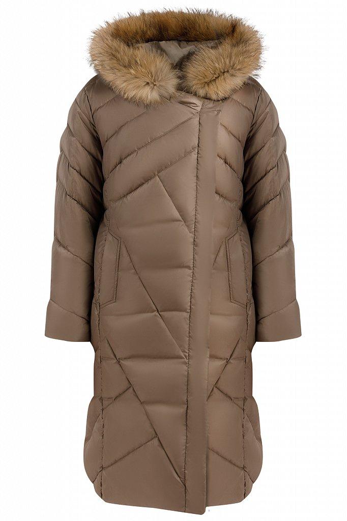 Пальто женское, Модель W19-11012, Фото №7