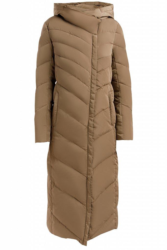 Пальто женское, Модель W19-11026, Фото №7